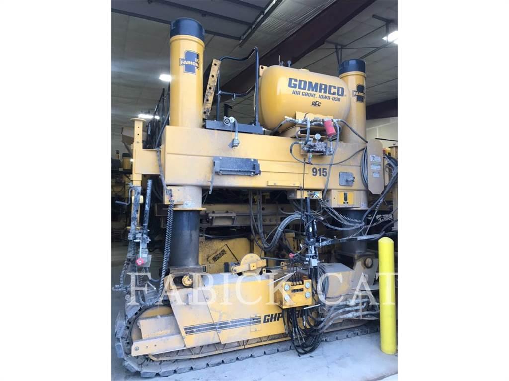 Gomaco PG-2800, Finisseur, Équipement De Construction