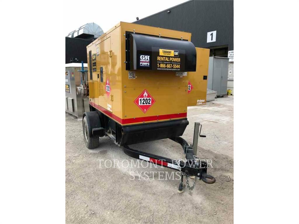 Gorman-Rupp PA6C60ESP, Water Pumps, Construction