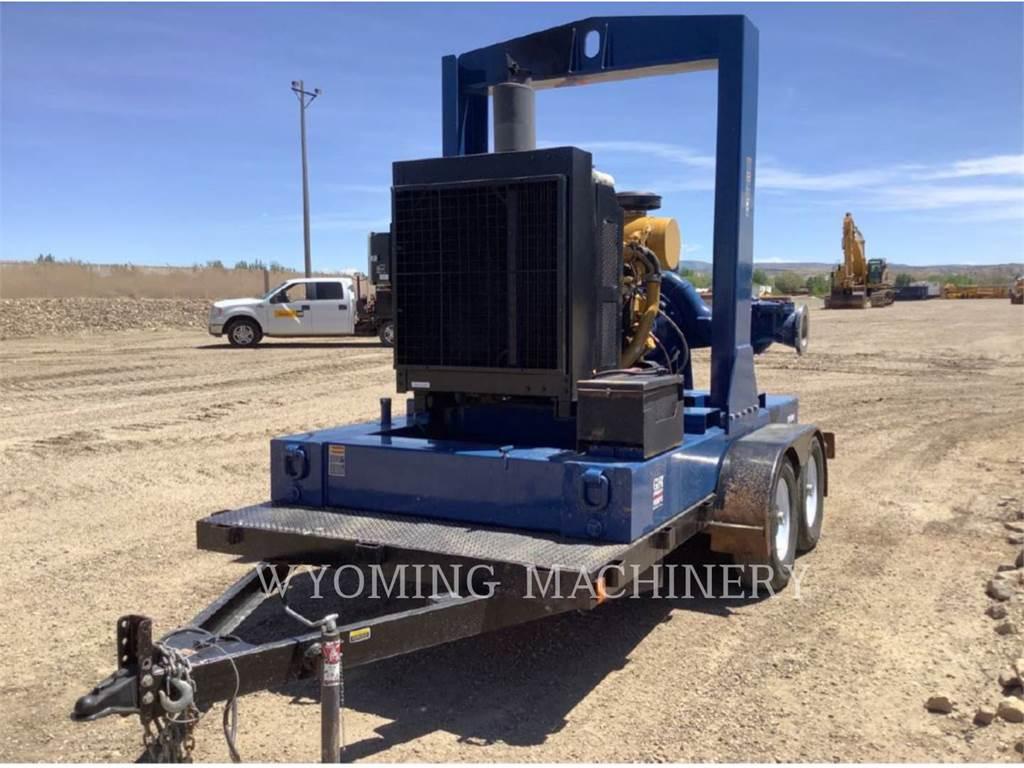 Gorman-Rupp PAH8A65-C9, Water Pumps, Construction