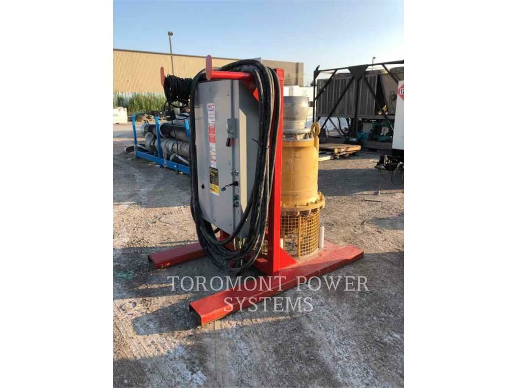 Gorman-Rupp S12A1-E140, Water Pumps, Construction