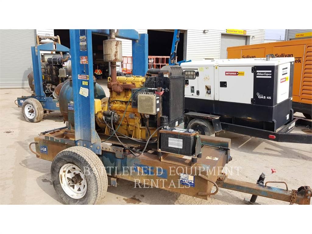 Gorman-Rupp T6A60S-3054C, Pompa idraulica, Attrezzature Da Costruzione