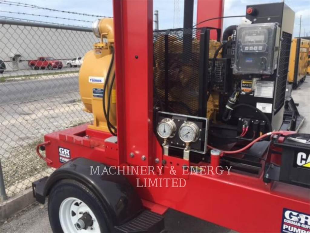 Gorman-Rupp T6A71S-C4.4T/S1, Water Pumps, Construction