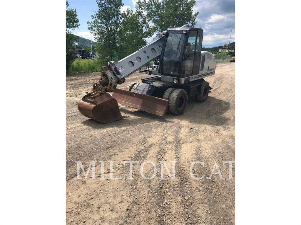 Gradall XL3300, wheel excavator, Construction