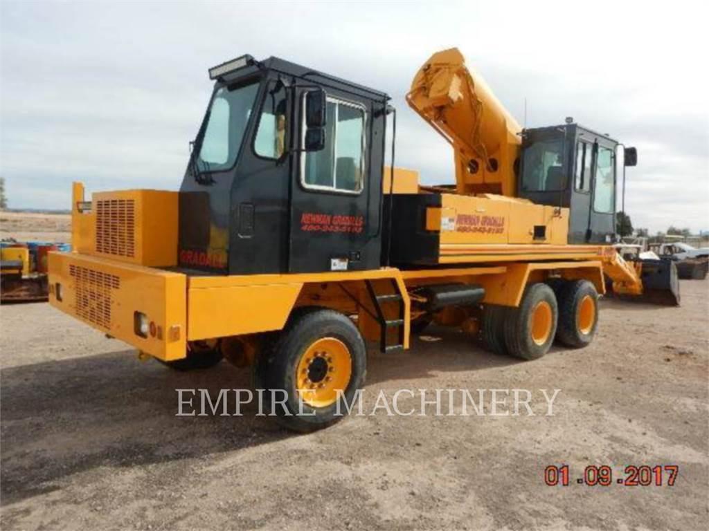Gradall XL5100, Pelle sur chenilles, Équipement De Construction
