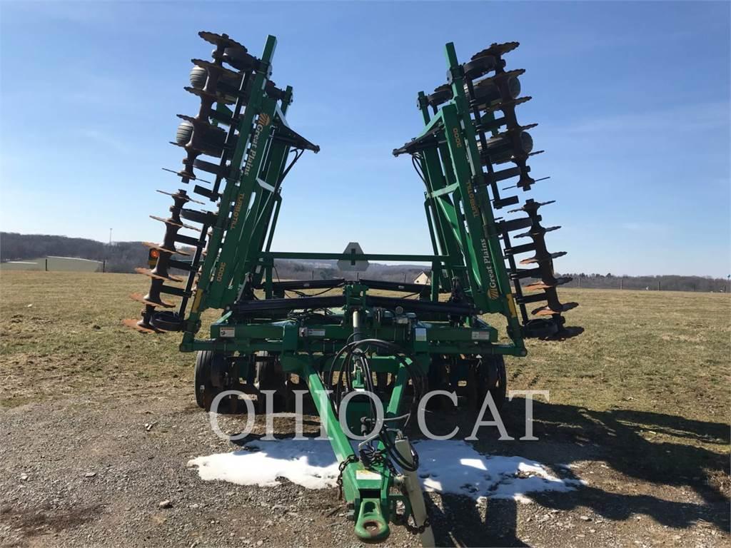 Great Plains 3000 TT, tillage equipment, Agriculture