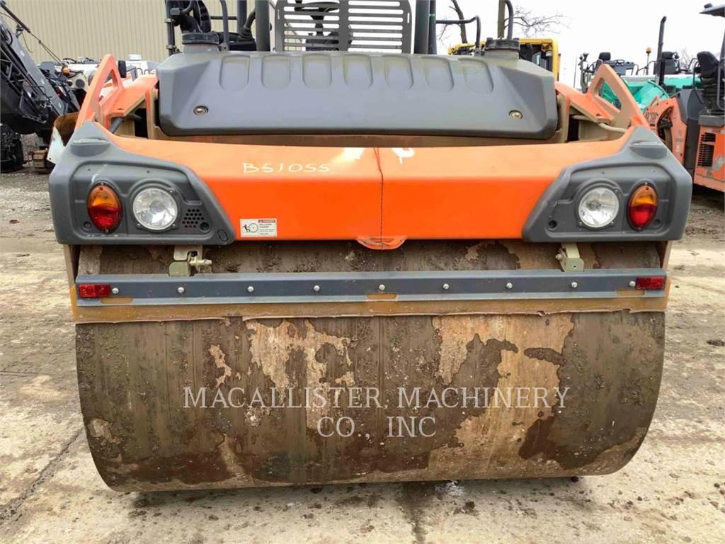 Hamm HD+120I, Tandemwalzen, Bau-Und Bergbauausrüstung