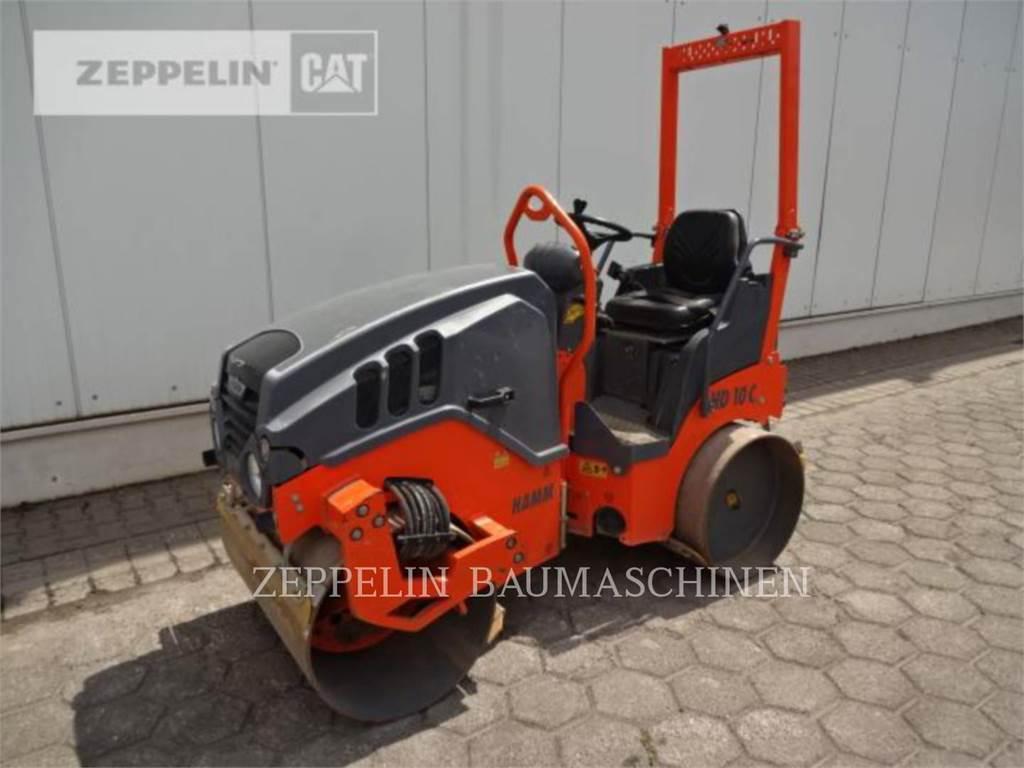 Hamm HD10, Compactors, Construction