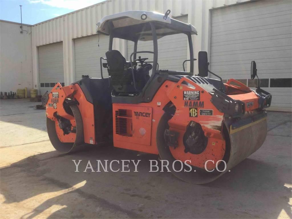 Hamm HD140, Compactors, Construction