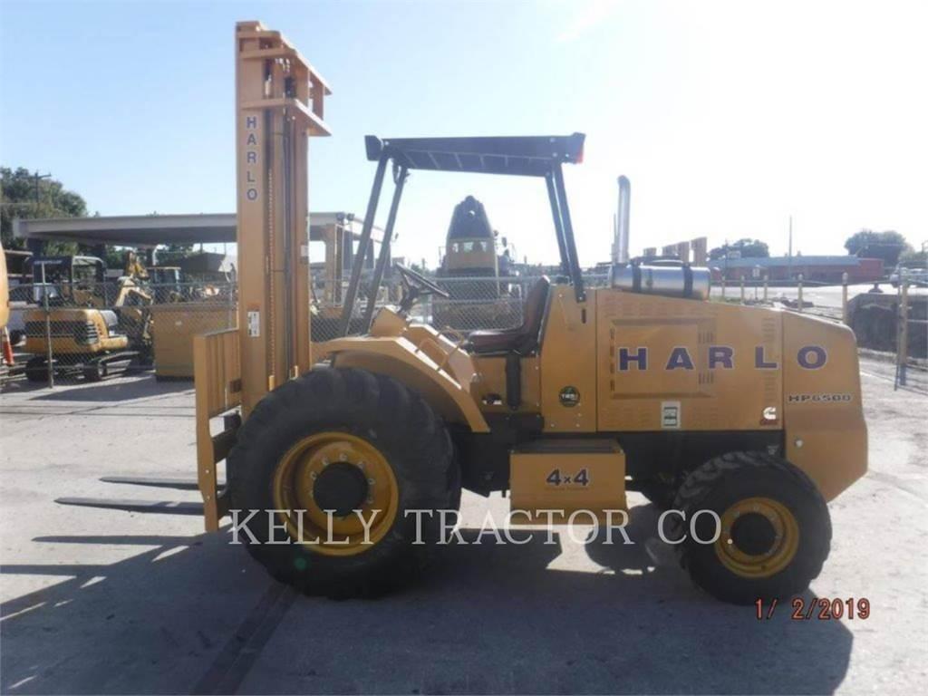 Harlo PRODUCTS CORP HP6500_4WD, Strivuitoare-altele, Stivuitoare