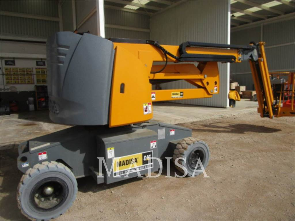 Haulotte HA15 IP, Articulated boom lifts, Construction