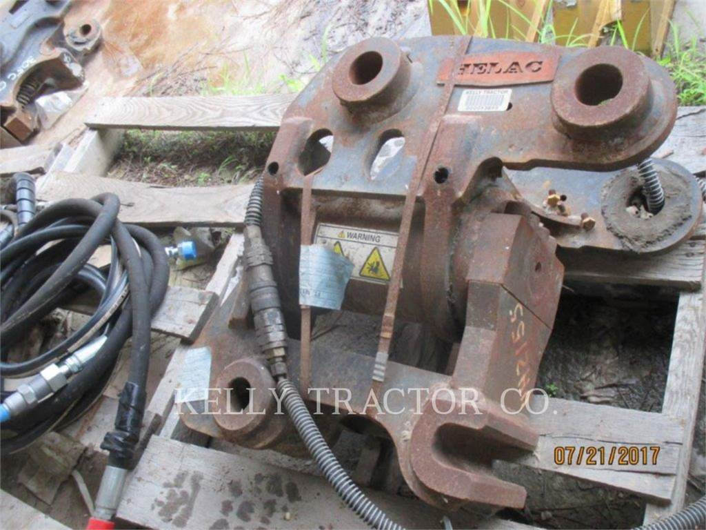 Helac CORPORATION POWER TILT FOR 308 MINI EXCAVATOR、动力旋转耙、农业机械