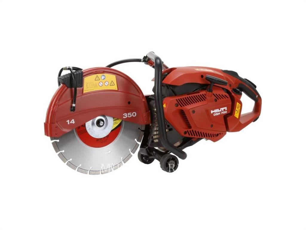 Hilti DSH700X, concrete equipment, Construction