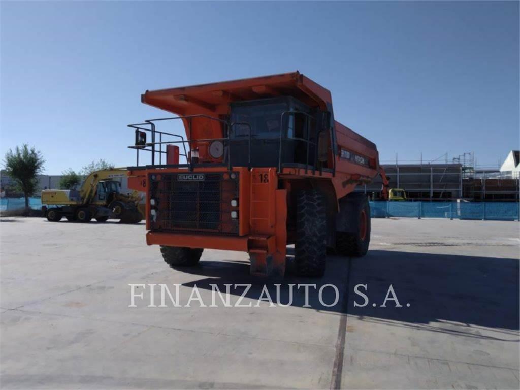 Hitachi BLANCO, Tombereau articulé, Équipement De Construction