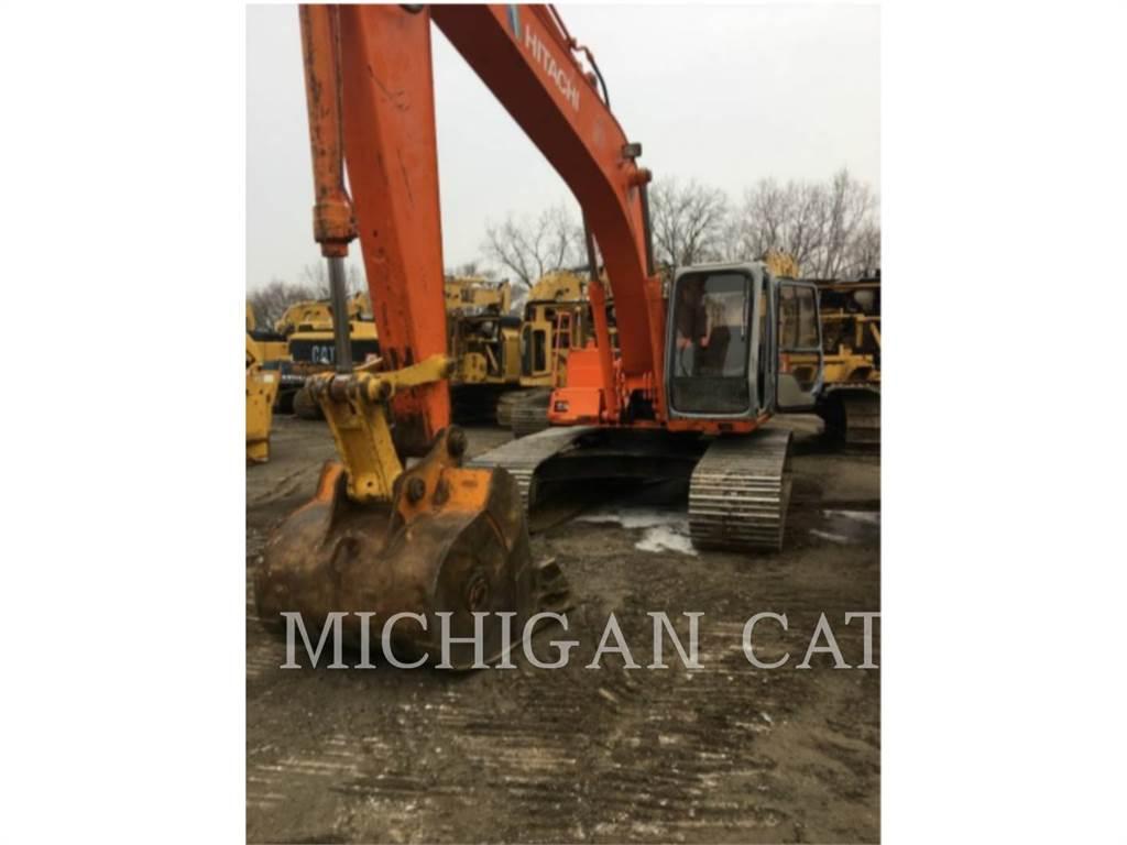 Hitachi EX200LC, Crawler Excavators, Construction