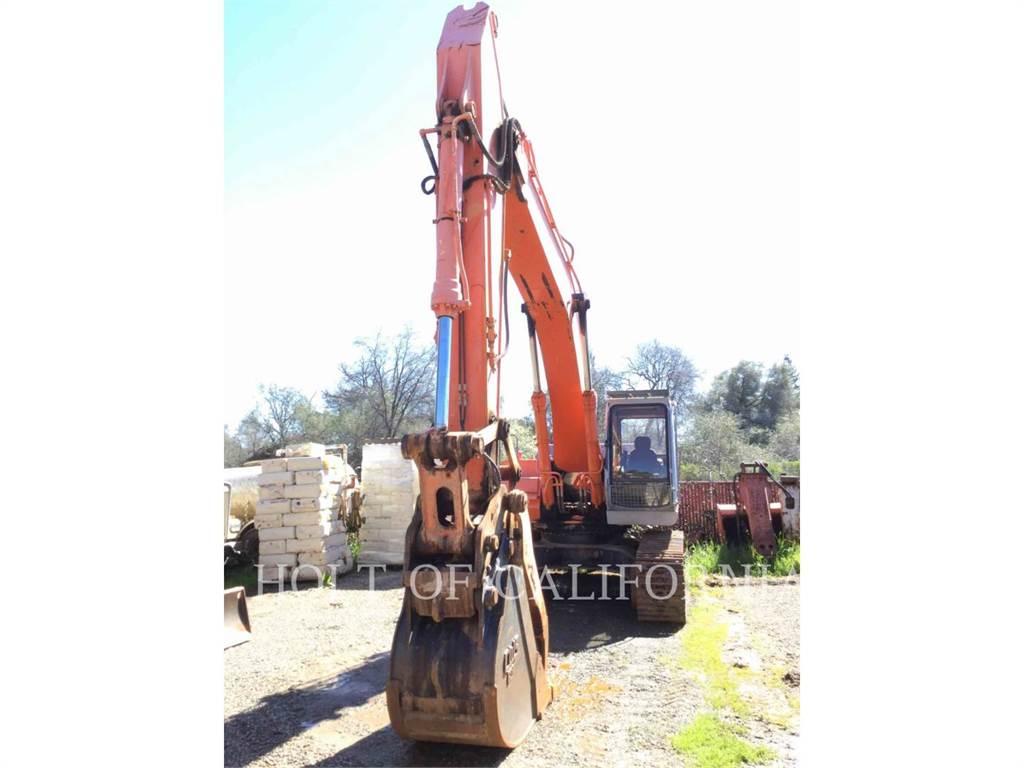 Hitachi EX350K5, Crawler Excavators, Construction
