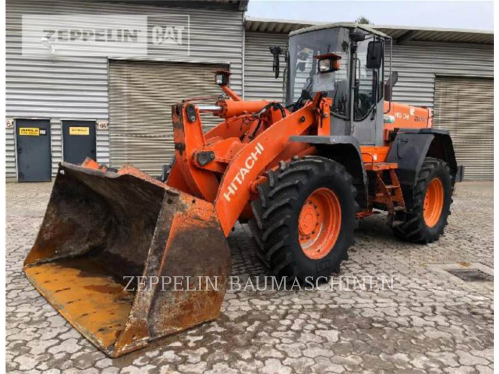 Hitachi LX170E-2, Radlader, Bau-Und Bergbauausrüstung