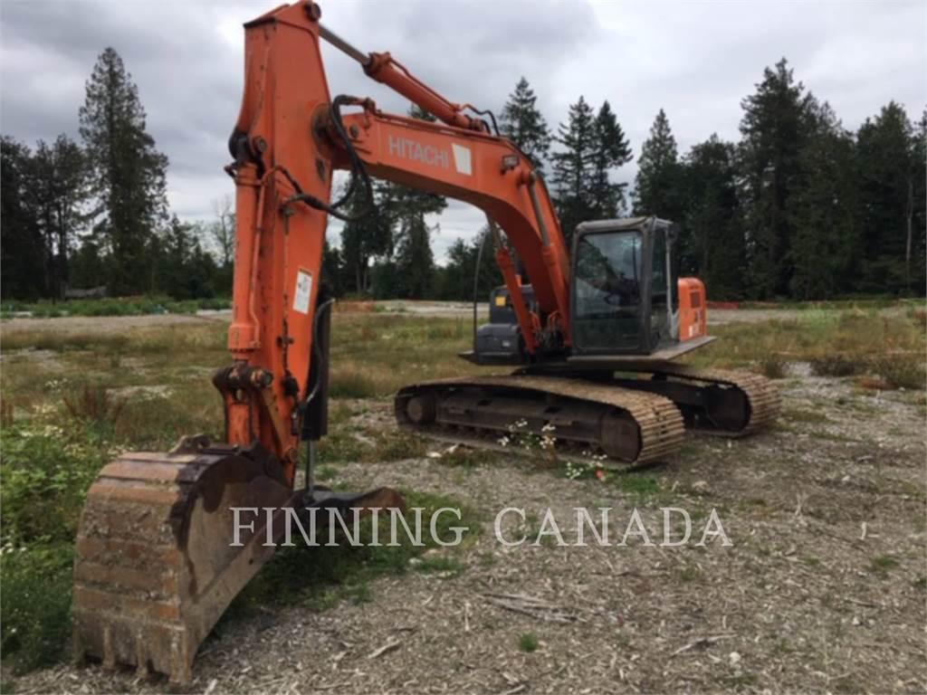 Hitachi ZX 200 LC-3, Crawler Excavators, Construction