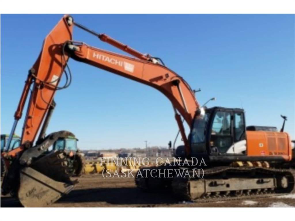 Hitachi ZX 290 LC-5, Crawler Excavators, Construction