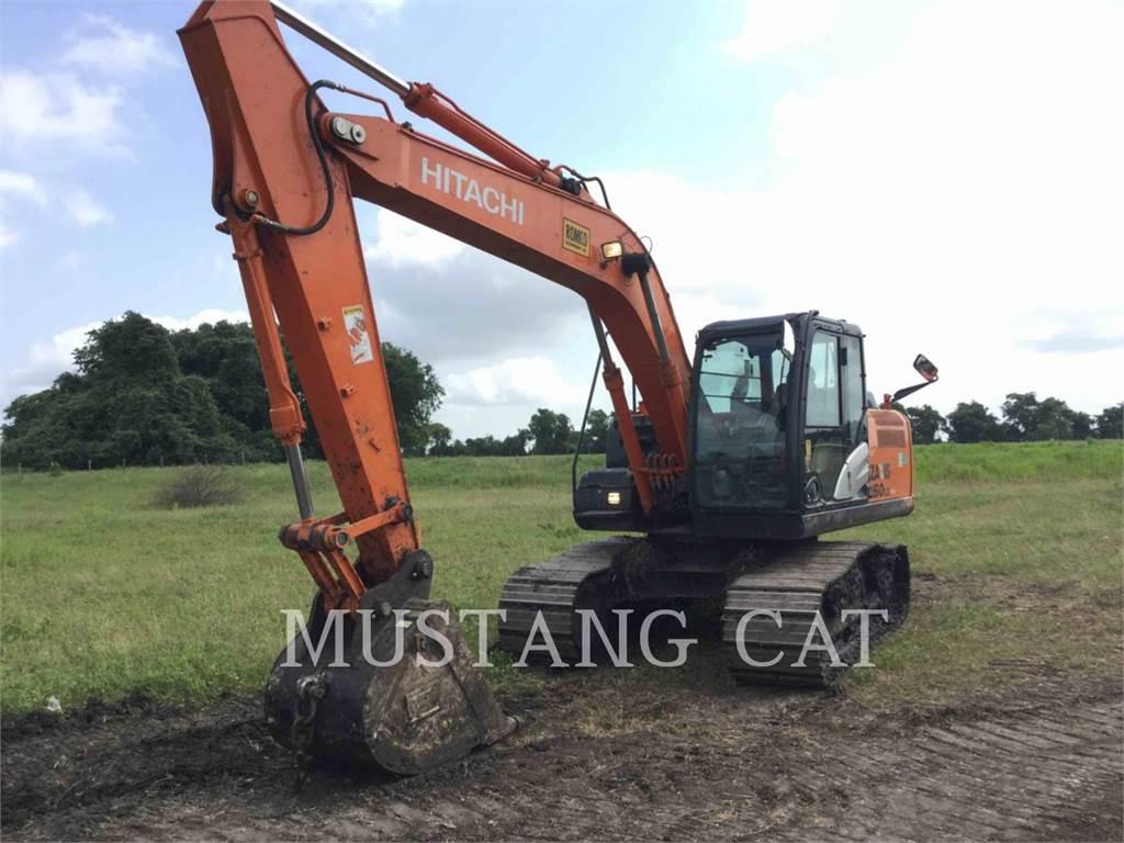 Hitachi ZX160LC5N, Crawler Excavators, Construction