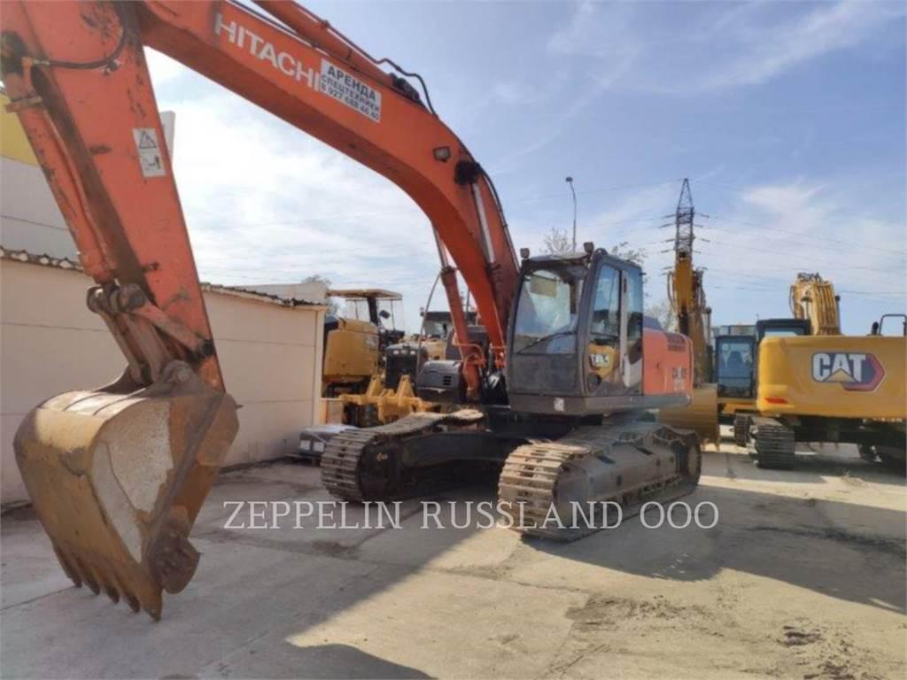 Hitachi ZX270-3, Crawler Excavators, Construction