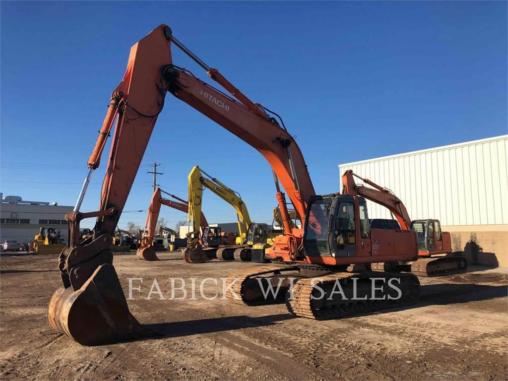 Hitachi ZX330LC, Crawler Excavators, Construction