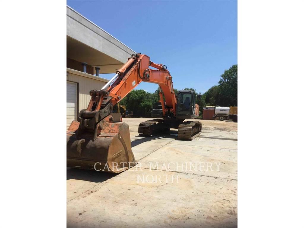 Hitachi ZX350LC-5, Crawler Excavators, Construction