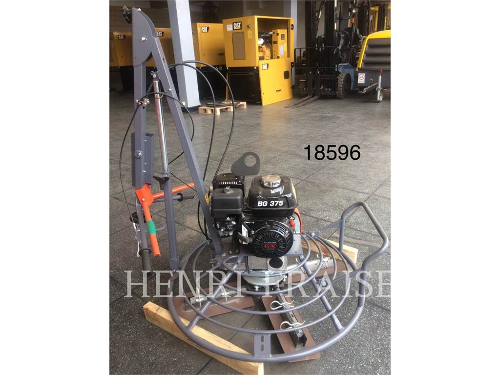 Husqvarna BG 375 H6 L BCTP, Autre, Équipement De Construction
