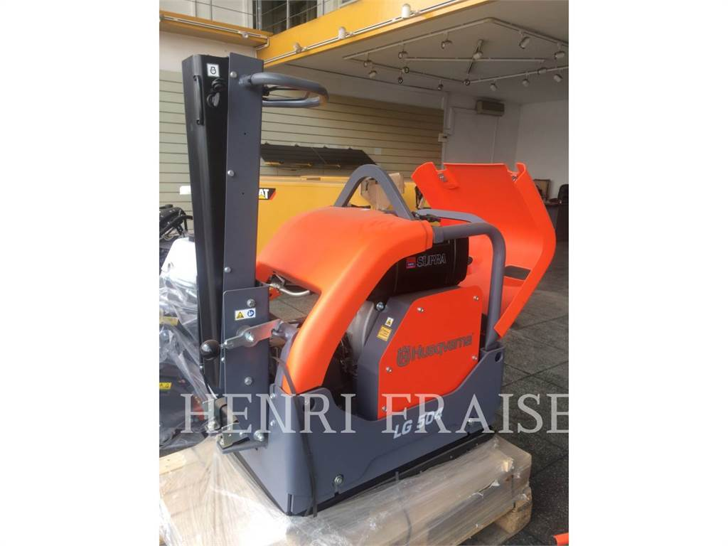 Husqvarna LG 504, Compacteurs, Équipement De Construction