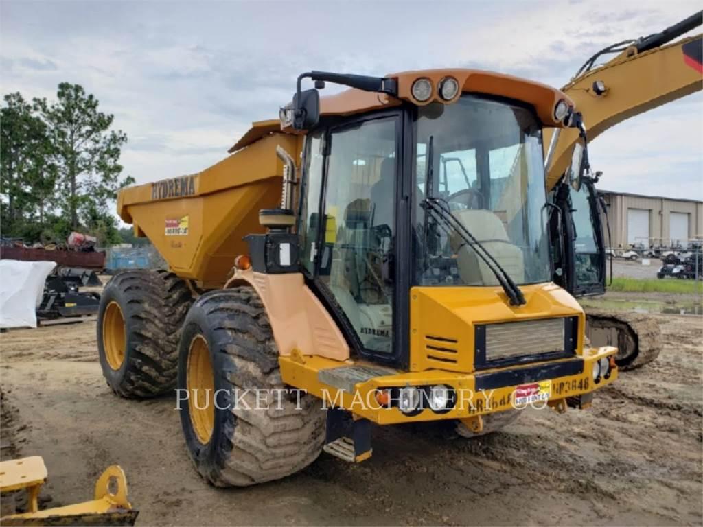 Hydrema 912 HM, Articulated Dump Trucks (ADTs), Construction