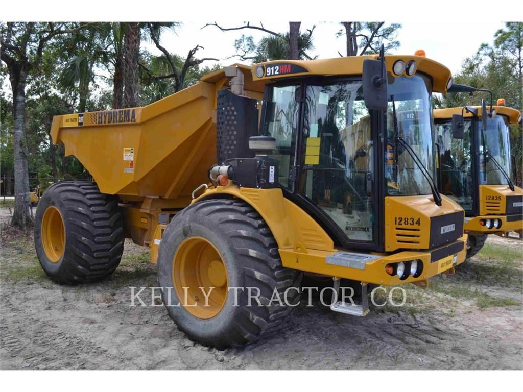 Hydrema 922HM, Articulated Dump Trucks (ADTs), Construction