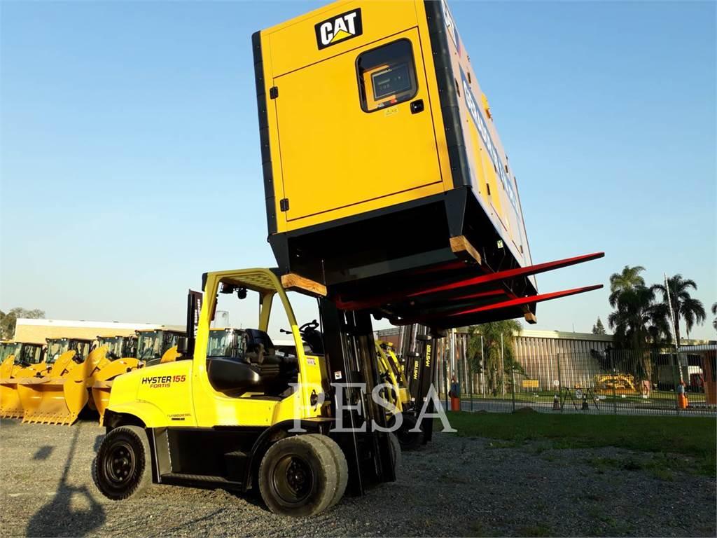 Hyster H155FT2, Heftrucks overige, Laden en lossen