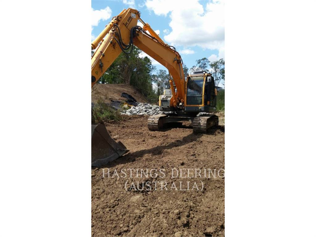 Hyundai CONSTRUCTION EQUIPMENT R235L CR, Rupsgraafmachines, Bouw