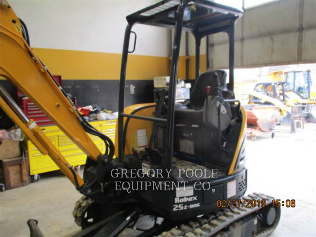 Hyundai CONSTRUCTION EQUIPMENT EX25Z-9AK, Escavadoras de rastos, Equipamentos Construção