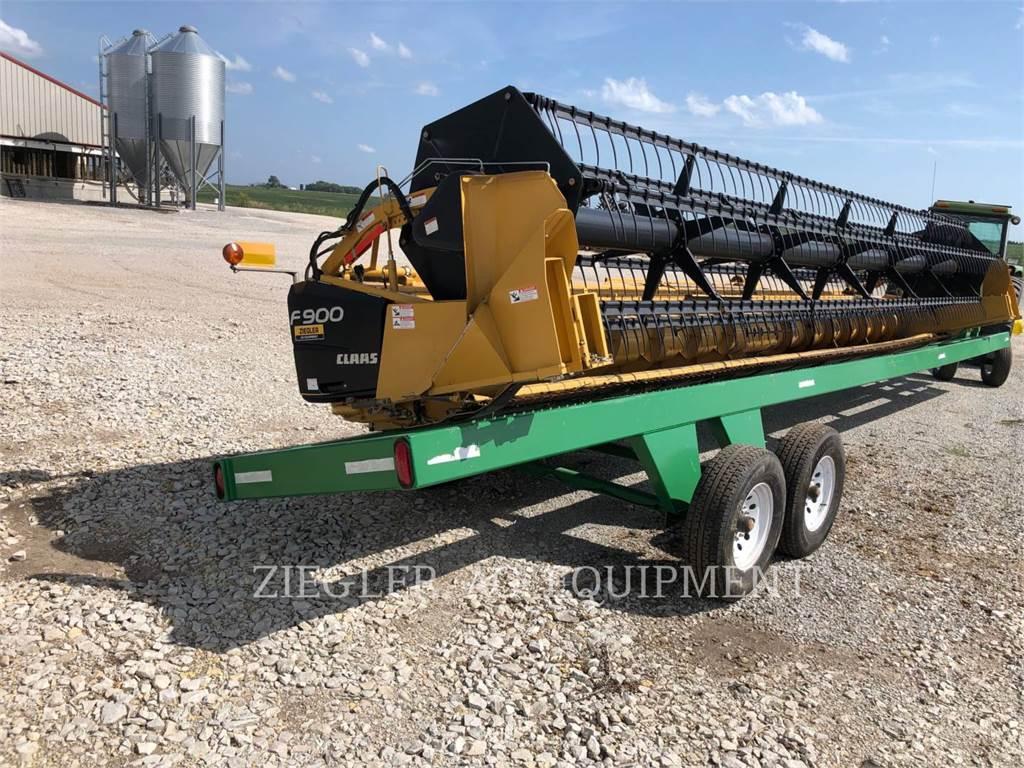 Industrias America 838, trailers, Transport