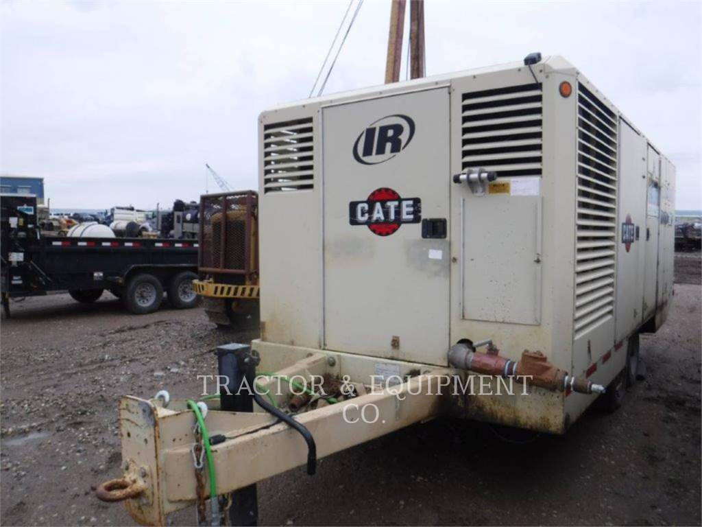 Ingersoll Rand 1170, Compressed Air, Construction