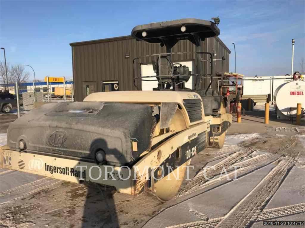 Ingersoll Rand DD138 HA, Compactors, Construction