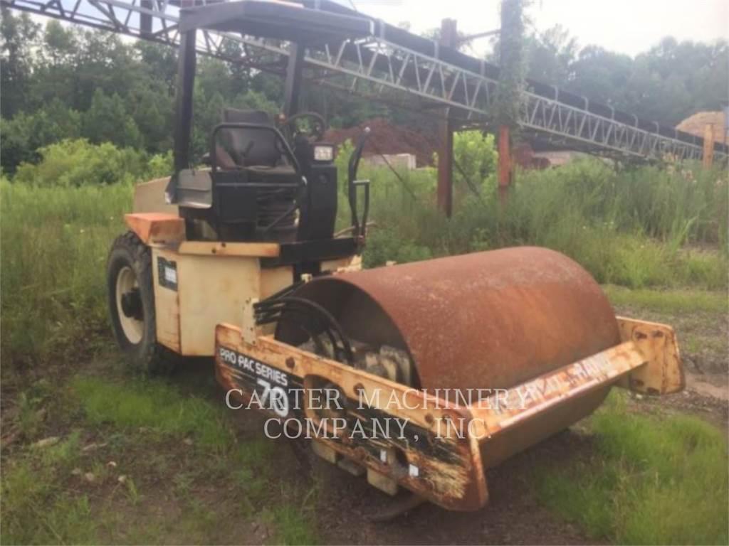 Ingersoll Rand IR SD70D, Müllverdichter, Bau-Und Bergbauausrüstung