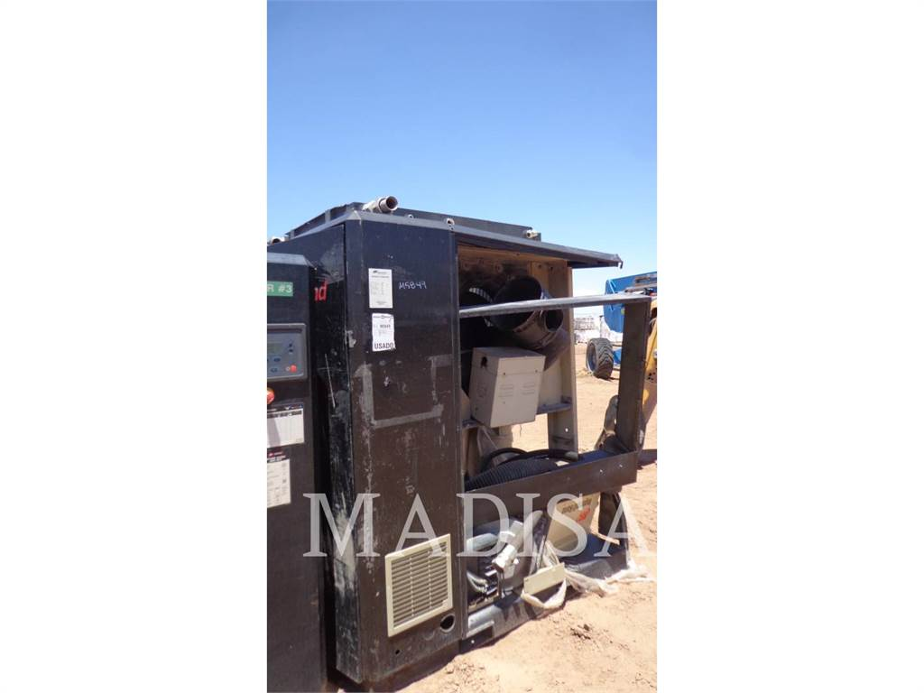 Ingersoll Rand IRN100H2DA, Compressed Air, Construction
