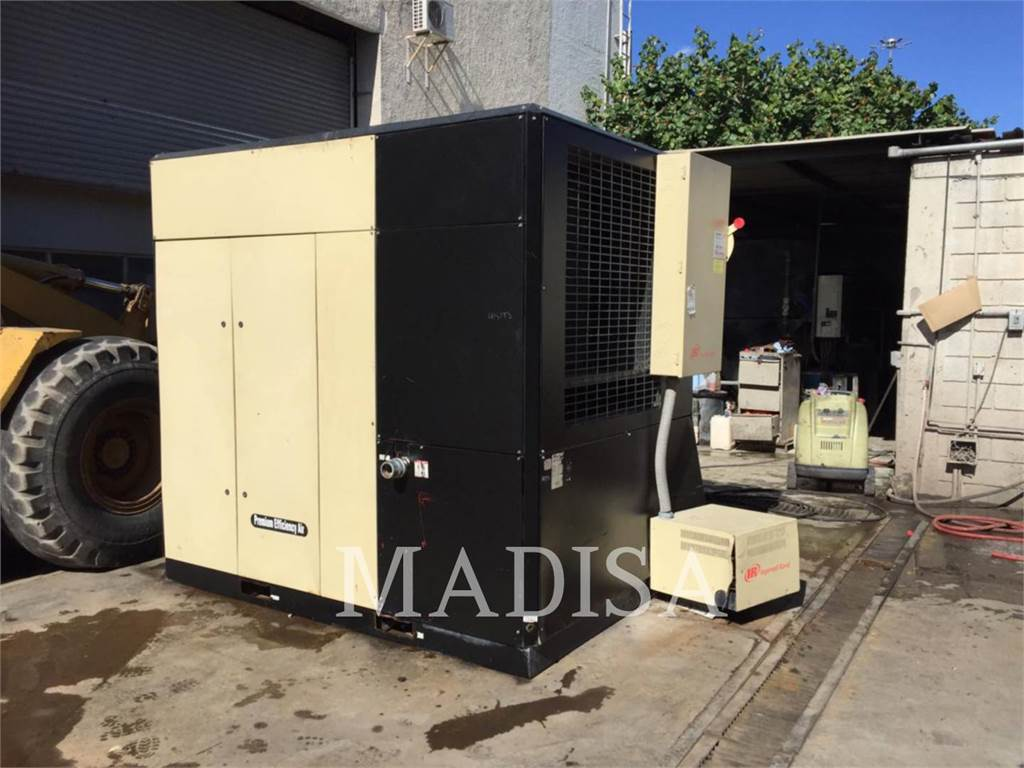 Ingersoll Rand IRN2002DA, Compressed Air, Construction