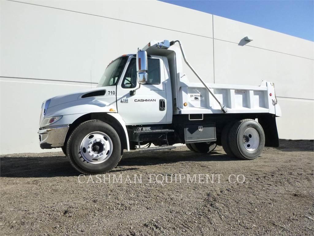 International 4200, ciężarówki drogowe, Transport