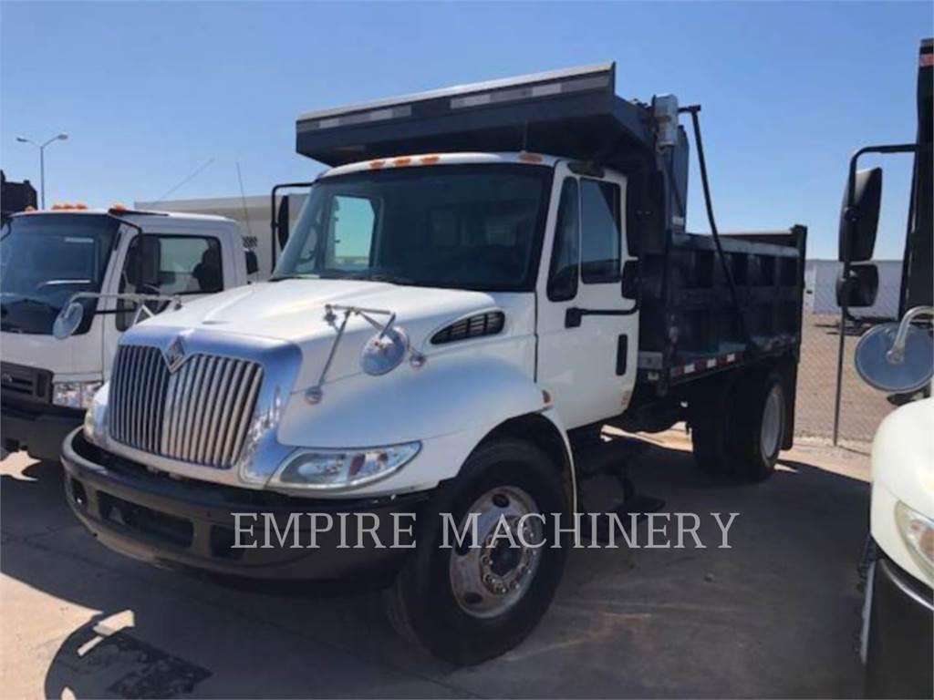 International 4300, Motoren, Bau-Und Bergbauausrüstung