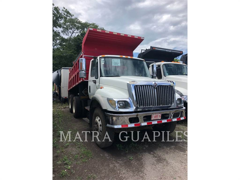 International 7400, utility vehicles / carts, Grounds Care