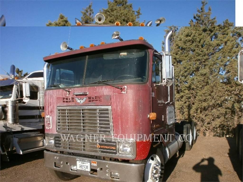 International HARVESTER CABOVER, on highway trucks, Transport
