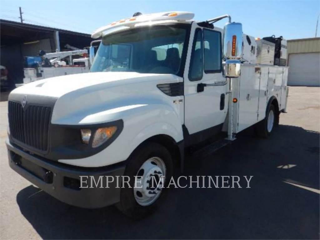 International TRUCK, water trucks, Transport
