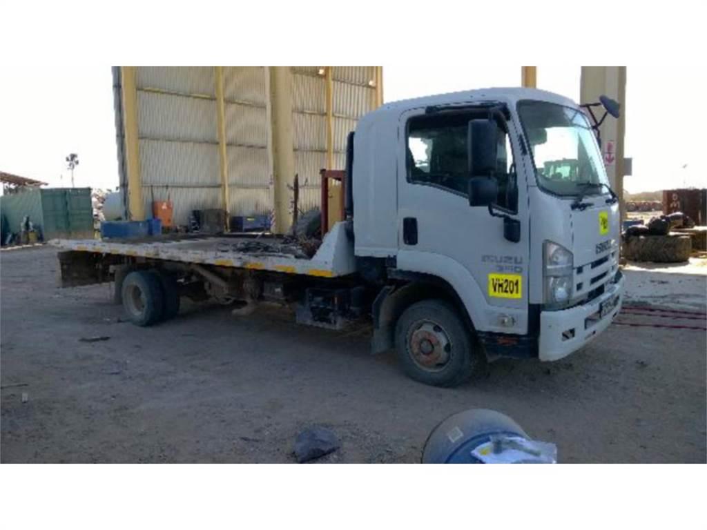 Isuzu 850, Articulated Dump Trucks (ADTs), Construction