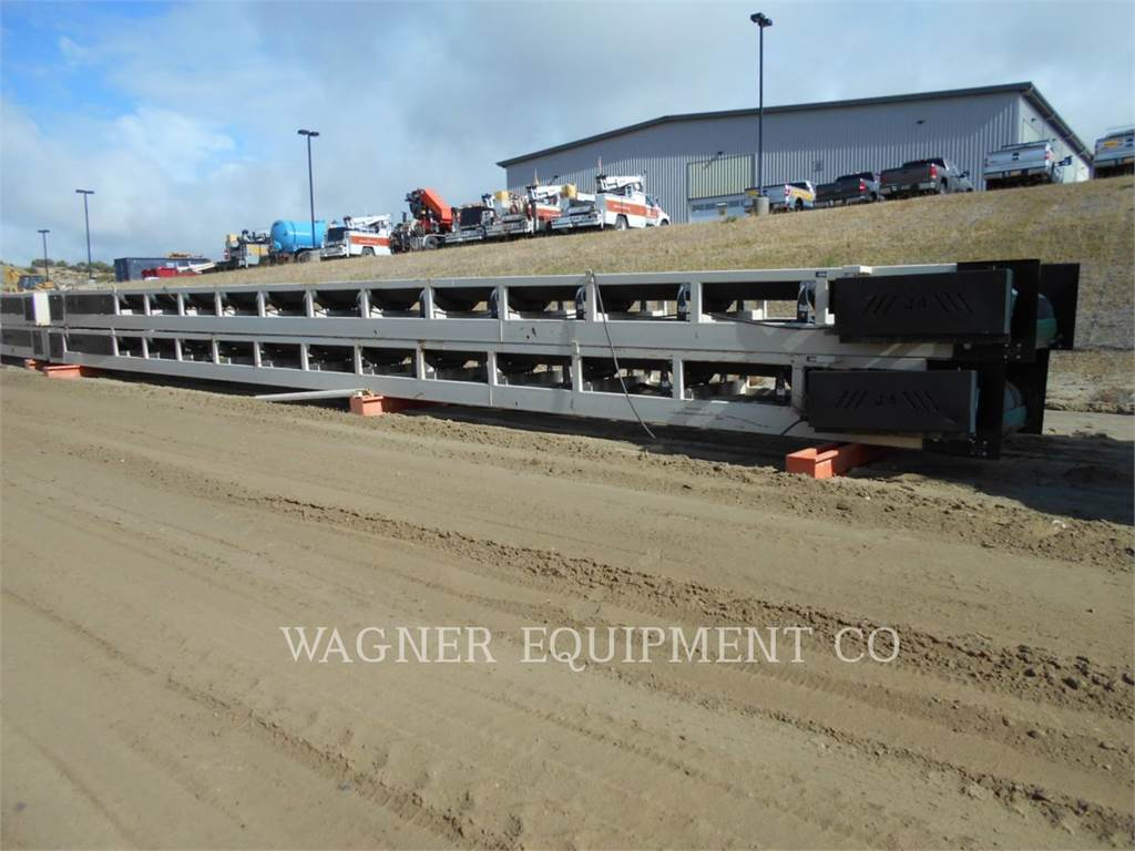 J&M CO. INC. 36 X 60, crushers, Construction