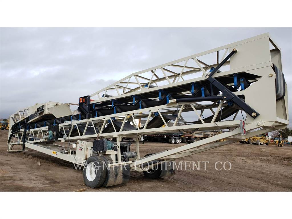 J&M CO. INC. 36X100, crushers, Construction