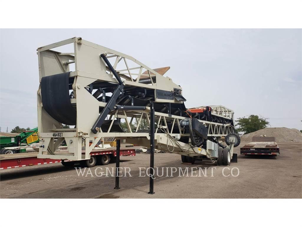 J&M CO. INC. 36X100 RAD、圧砕機、建設