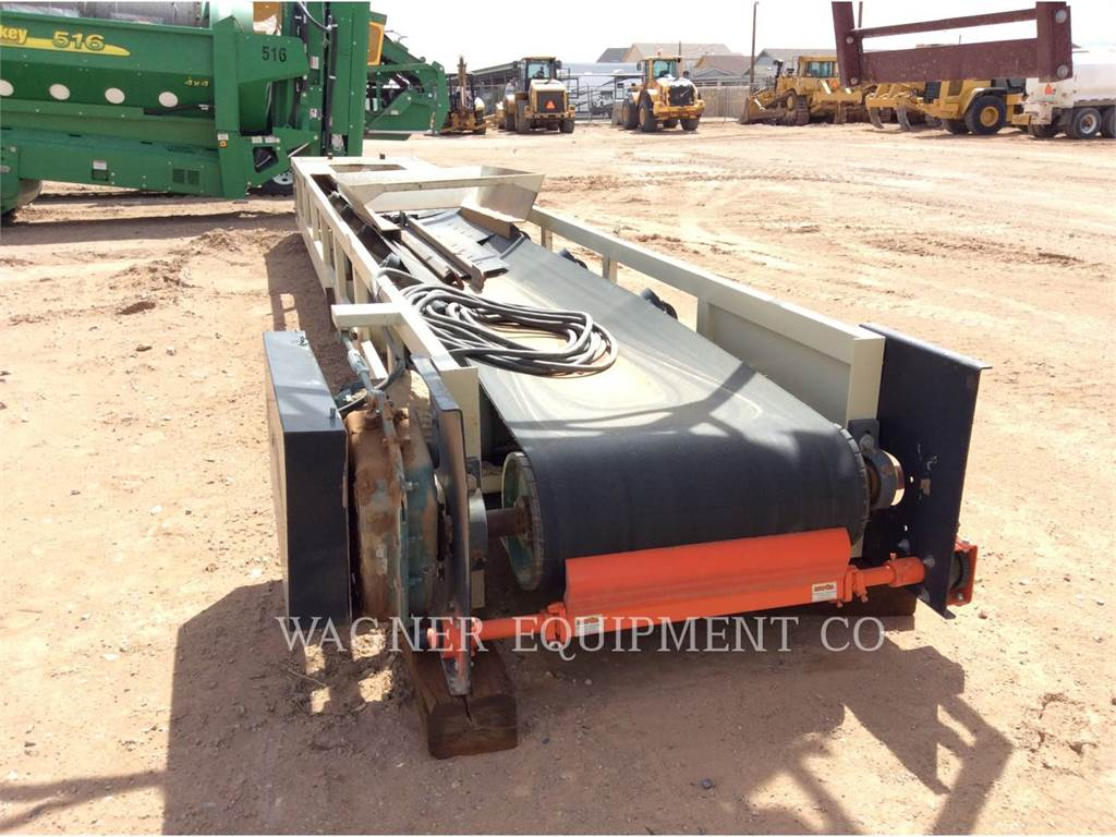 J&M CO. INC. 36X30 S, crushers, Construction