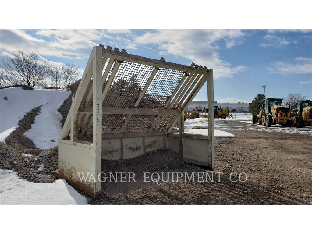 J&M CO. INC. GRIZZLY, crushers, Construction